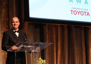 2015 Clarion Award Presenter: Jim Holloway - Toyota