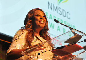 Our Emcee: Star Jones - President, Professional Diversity Network (PDN) and National Association of Professional Women (NAPW)