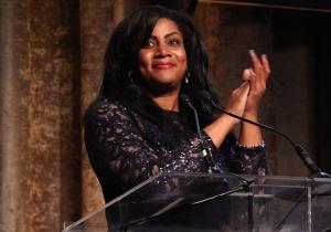 2015 Catalyst Award Presenter: Regina Edwards - Wells Fargo
