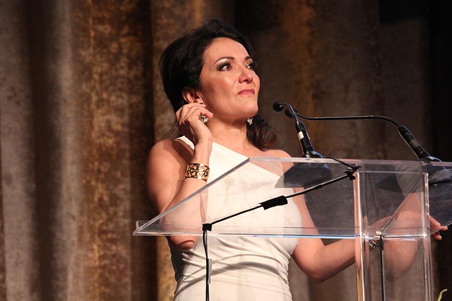 2015 Trailblazer Award Honoree: Nina Vaca - Chairman and CEO, The Pinnacle Group