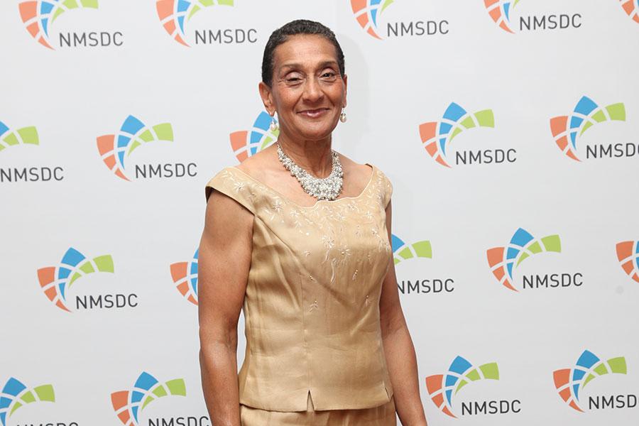 2015 Clarion Award Honoree: Benita Fortner - Director of Supplier Diversity, Raytheon Company