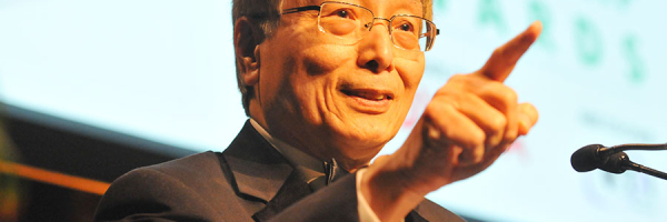 2015 Clarion Award Honoree: Albert Chen - Chairman and CEO, Telamon Corporation
