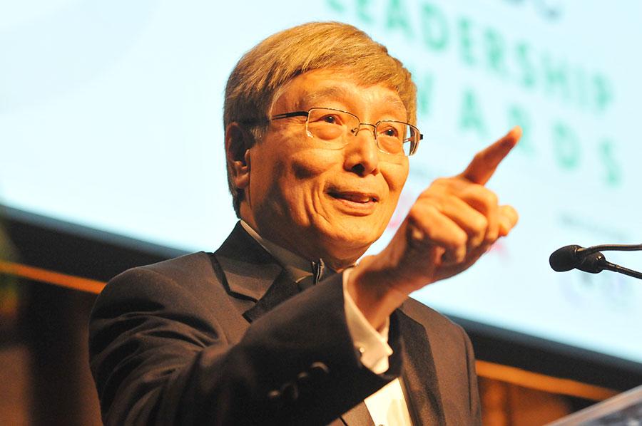 2015 Clarion Award Honoree: Albert Chen - Chairman and CEO, Telamon Corporation