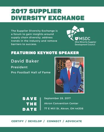 Ohio MSDC Supplier Diversity Exchange 2017