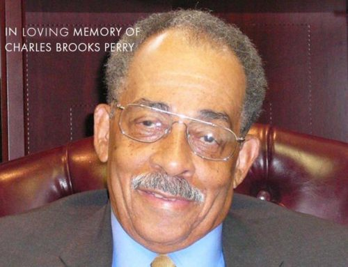 In Memory Of Charles Brooks Perry, Insurance Industry Pioneer