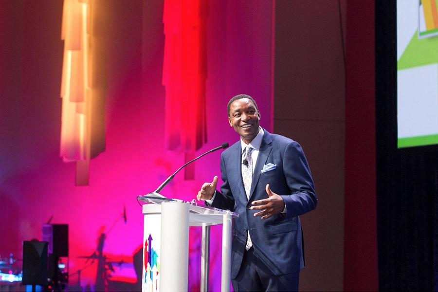 Isiah Thomas, Chairman and CEO, Isiah International