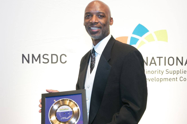 Top 45 Honoree Clifford A. Bailey