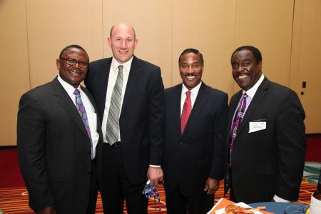 NMSDC's Corporate Plus® reception at the Orlando Hilton