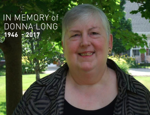 In Memory of Donna Long