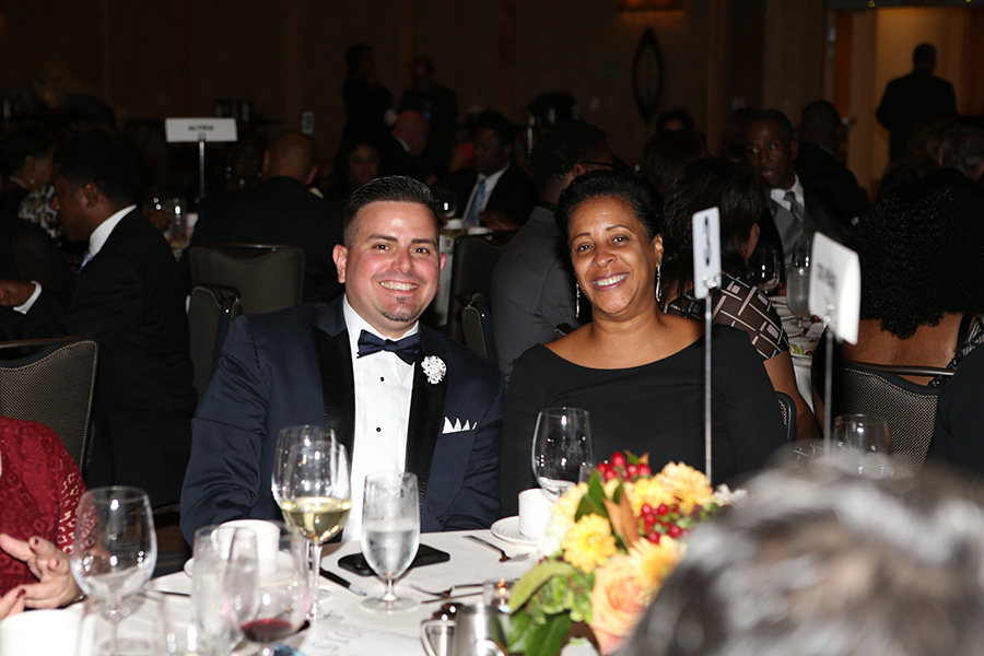 Attendees at the 2015 NMSDC Awards Banquet