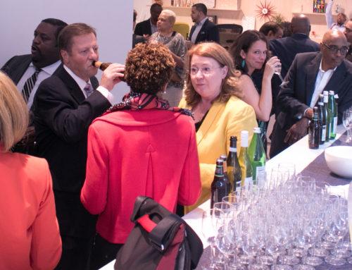 Herman Miller Reception 2018
