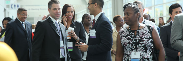 Attendees at the 2015 NMSDC Conference