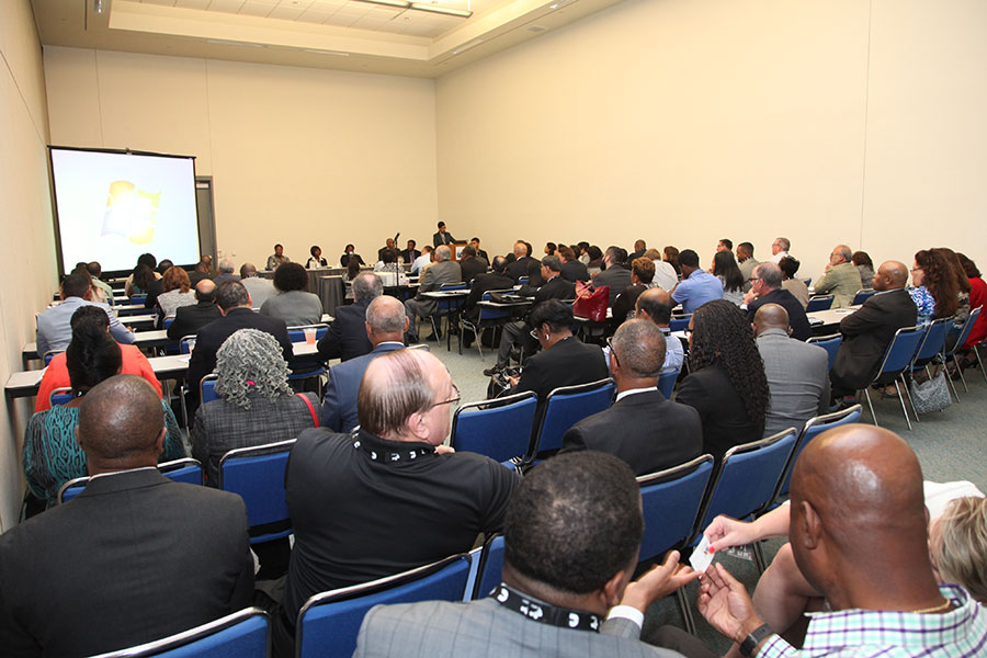 Attendees filled the room for the MBDA Power Learning Session