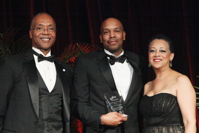 2015 Supplier of the Year (Class I) Awardee AHRMDCO International, LLC