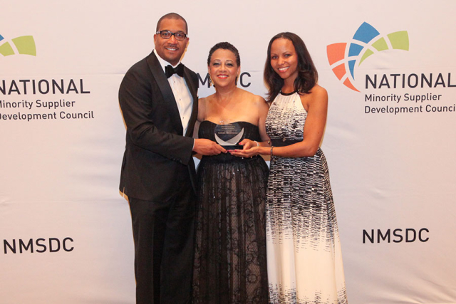2015 Corporate Excellence in Access to Capital Awardee Comcast NBCUniversal