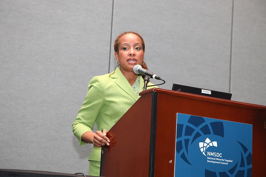 I. Javette Hines of Citigroup