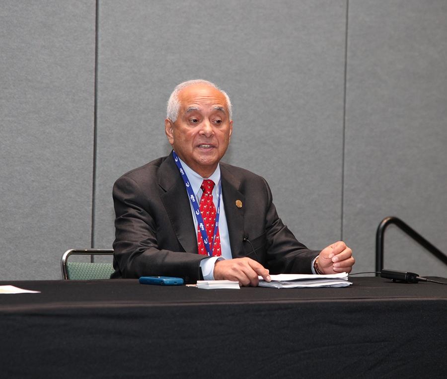 Serafin U. Mariel of the Business Consortium Fund