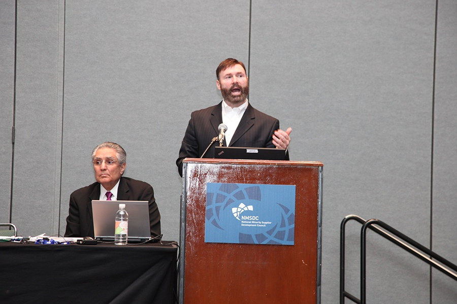 2014 NMSDC Conference - Tuesday Workshop