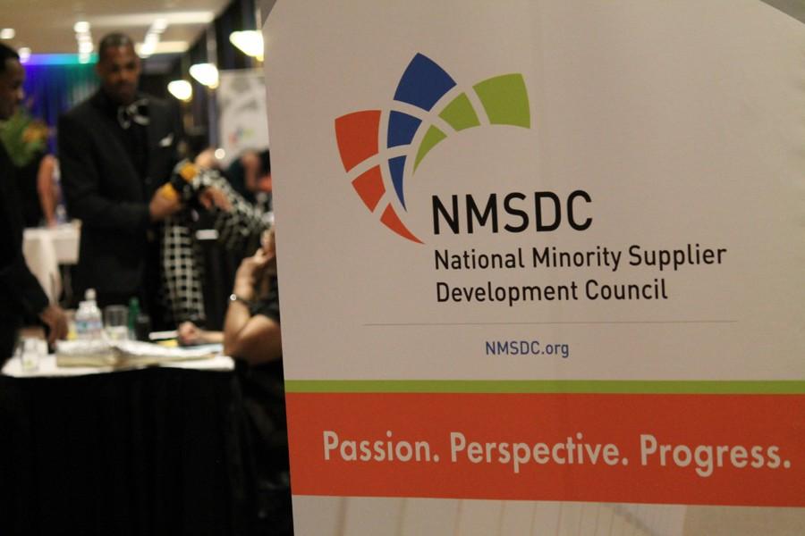 NMSDC Leadership Awards 2014