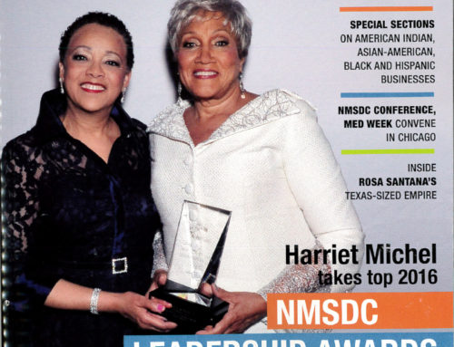 NMSDC Celebrates Leadership Awards Winners