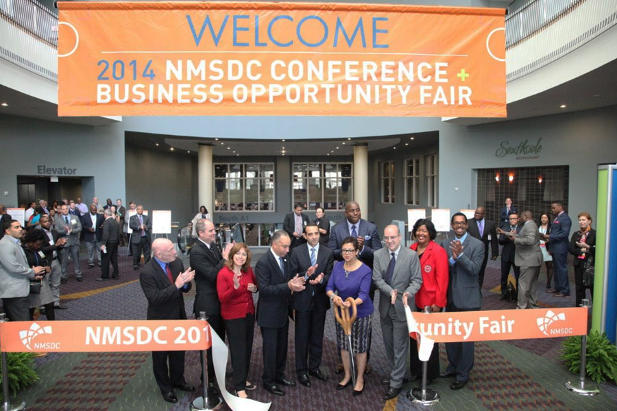 NMSDC 2014 Conference