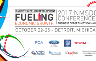 NMSDC 2017 Conference + Business Opportunity Exchange
