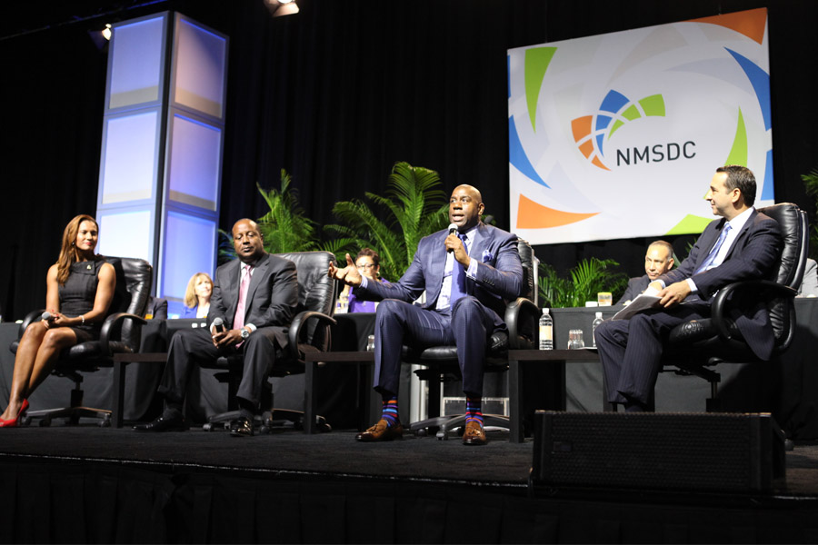 Lunch Panel Discussion - NMSDC Conference